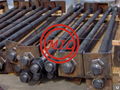 T-Headed anchor bolts