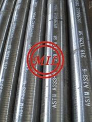 ASTM A333 低溫用無縫鋼管