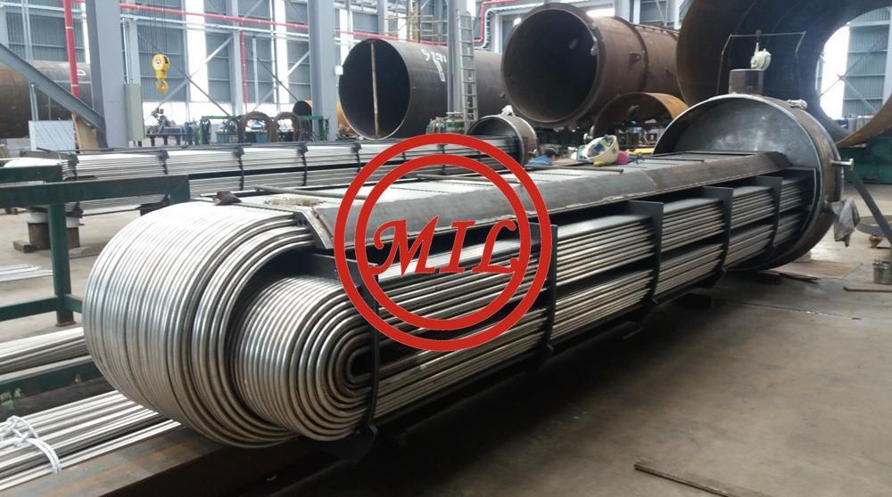 不鏽鋼U型管 14