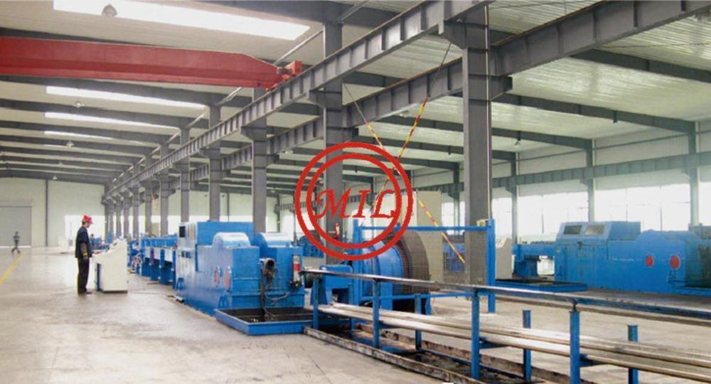 ASTM A213/ASME SA213 T5,T11,T22, T91,DIN 17175,DIN 10216-2 Heat Exchanger Tube 5