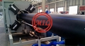 AWWA C-906,ASTM F714,ASTM D2513,ISO 4427,AS 1159 HDPE/ UHMWPE Water, Sewage Pipe 10