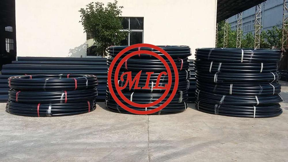 AWWA C-906,ASTM F714,ASTM D2513,ISO 4427,AS 1159 HDPE/ UHMWPE Water, Sewage Pipe 8