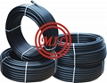 AWWA C-906,ASTM F714,ASTM D2513,ISO 4427,AS 1159 HDPE/ UHMWPE Water, Sewage Pipe 7