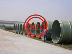 ASTM D2996,ASTM D3517,BS 5480,ISO14692 FRP/RTR/GRP/GRE PIPE