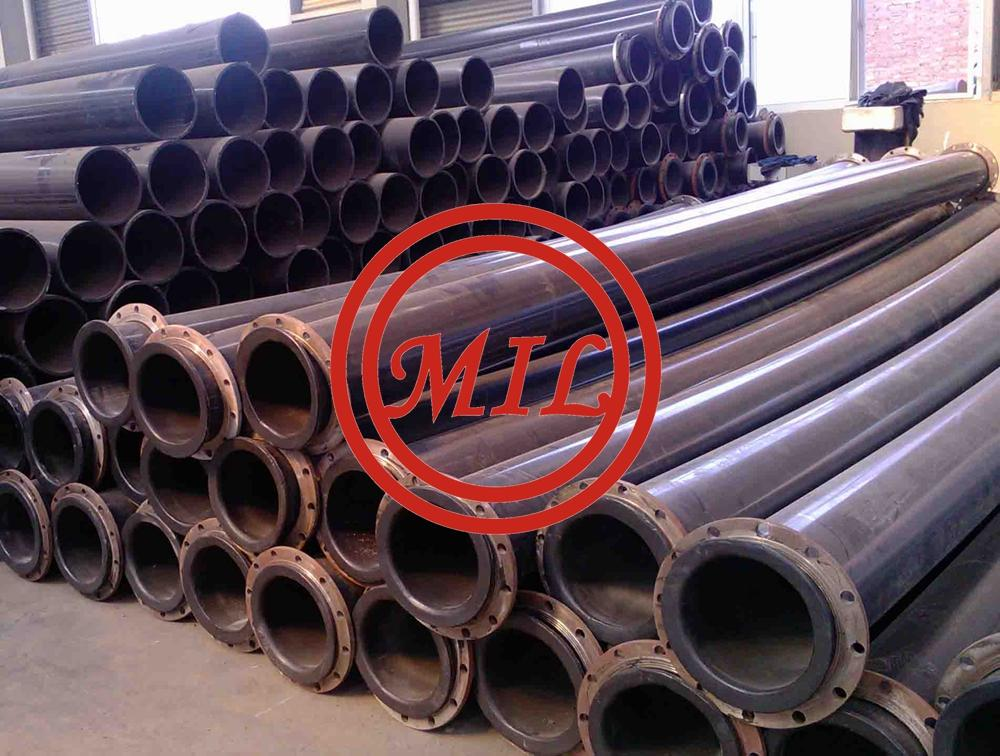 AWWA C-906,ASTM F714,ASTM D2513,ISO 4427,AS 1159 HDPE/ UHMWPE Water, Sewage Pipe 4