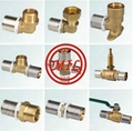 brass-press-fittings-for-pex-pipe
