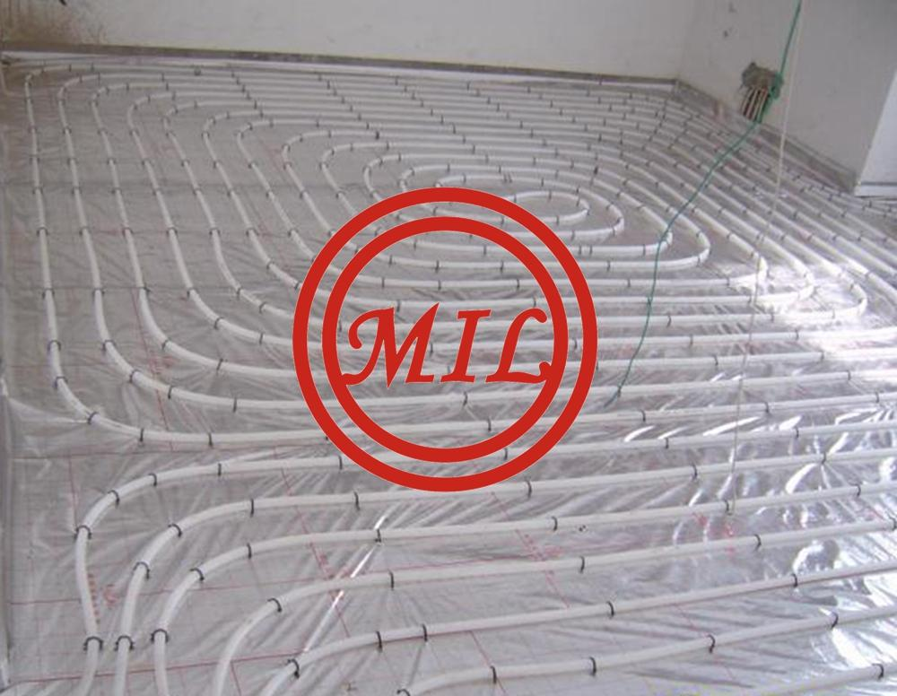 Underfloor Heating PERT-AL-PERT Pipe