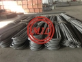 cold finished stainless steel U bend tube