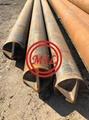 尖頭型鋼管樁-ASTM A252,AS 1163,EN 10219-1,JIS 5525 8