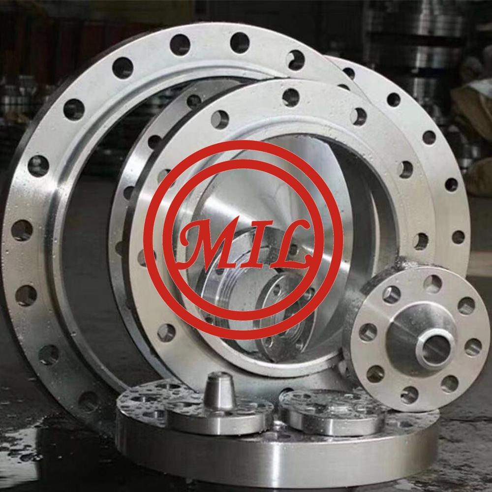 ASME B16.5ASTM A350, AS 4087,AS 2129,EN 10222-2/4,ISO 7005 FORGED FLANGE