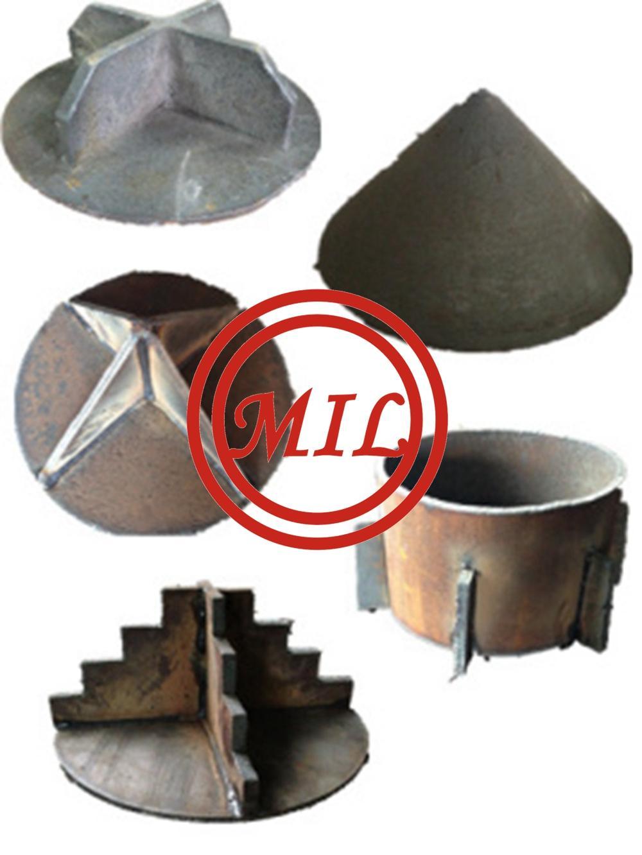 錐頭型鋼管樁-ASTM A252,AS 1163,EN 10219-1,JIS 5525 5