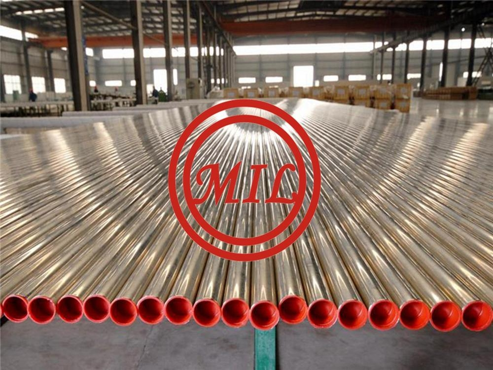STAINLESS STEEL BA TUBE
