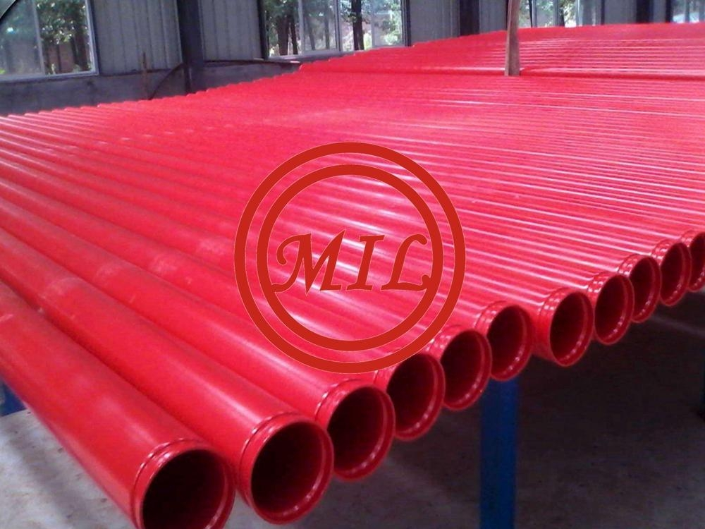 FIRE EXTINGUISHING TUBE
