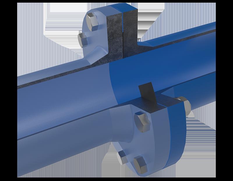 法蘭型接口球鐵管 7