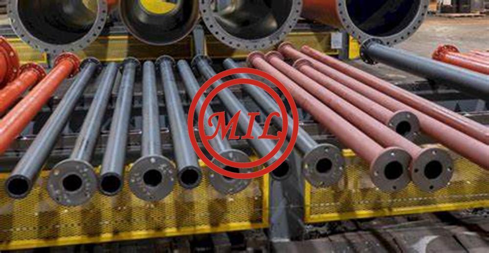 法蘭型接口球鐵管 1