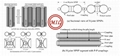 ASTM A252, ASTM A572,EN 10219-1 O-PIPE(PIPE-TO-PIPE) WITH INTERLOCK