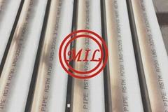 ASTM A789/ASTM 790雙相不鏽鋼管