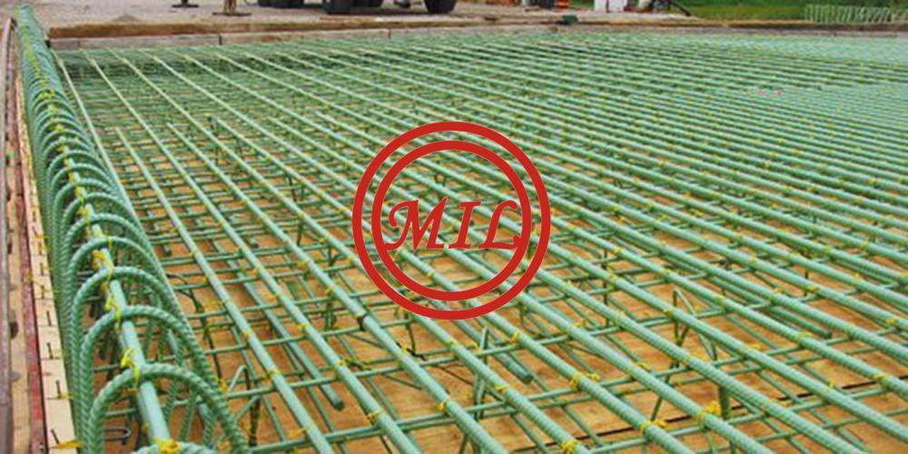 環氧塗敷混凝土鋼觔、螺紋鋼 10