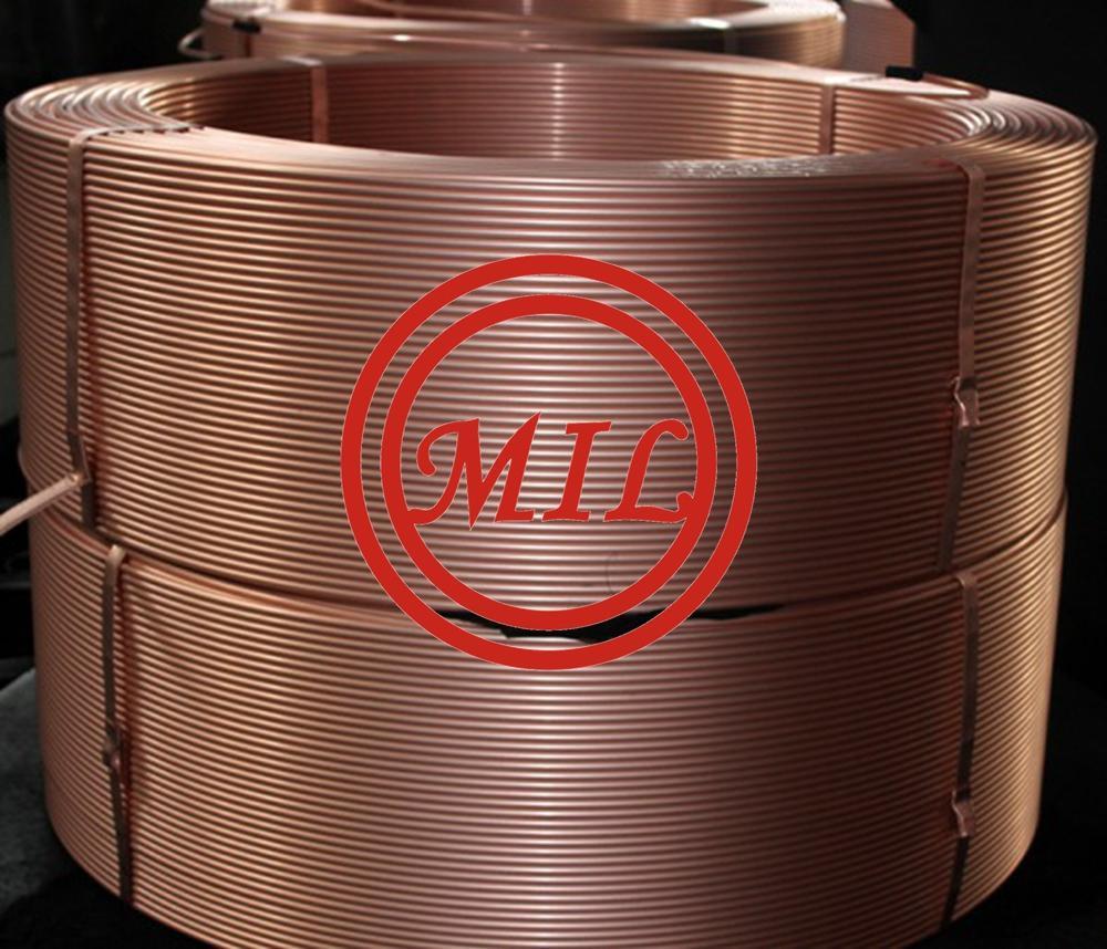 水平纏繞空調製冷銅管-ASTM B280 LWC 3