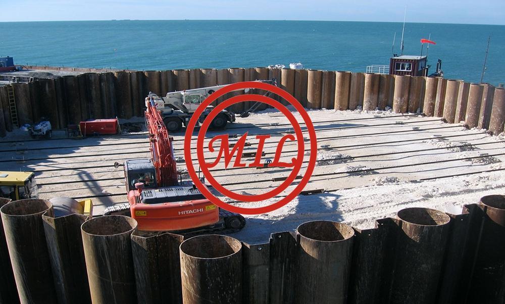 鋼管板樁 9