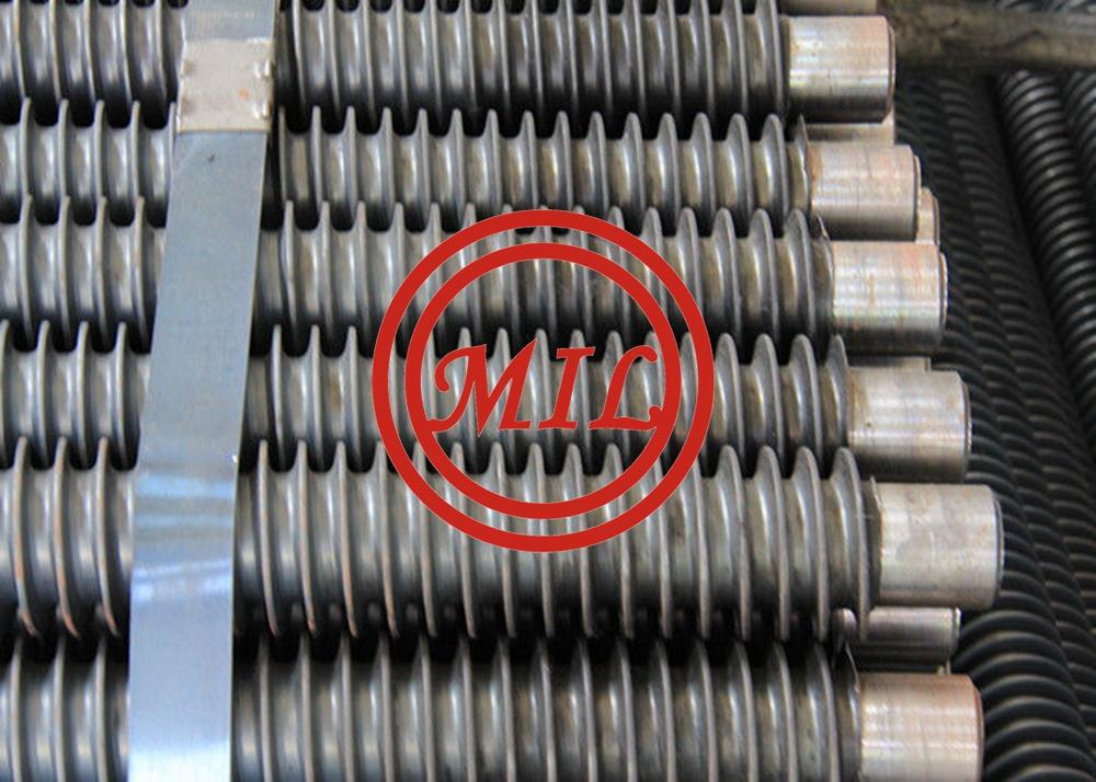 _extruded_spiral_fin_tube_economizer_for_heat_transfer_air_cooler