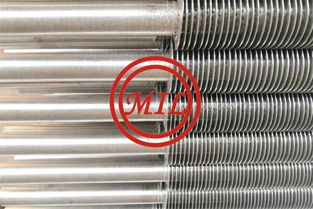 Stainless Steel Spiral Fin Tube