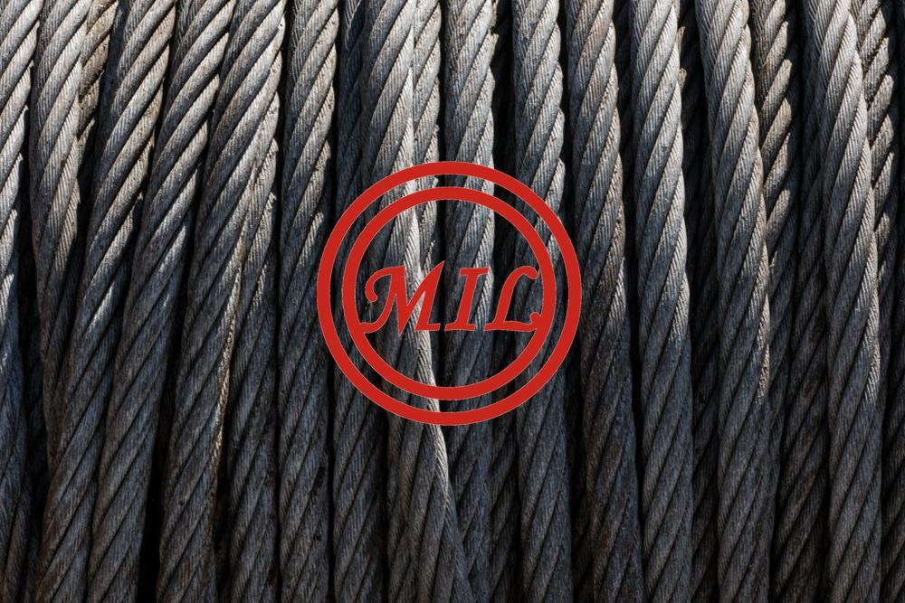 API 9A,ISO 10245:2003,NFA35-035 Wire Rope
