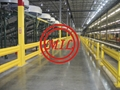 AASHTO M180,RG620, ASTM A653 Galvanized & Green Painted Expressway Guardrails