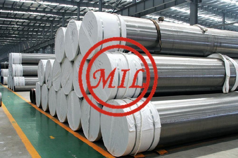 EN 10216-5 Seamless Stainless Steel Pipe