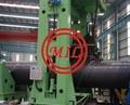 API 5L,AS 1163,AWWA C200,EN 10217-5,EN 10224,GOST 20295 Spiralweld DSAW Pipe
