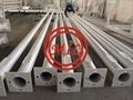 ASTM A595 A,ASTM A572 65 Tapered Pole,Traffice Sign Pole,Lighting Pole,Lamp Pole