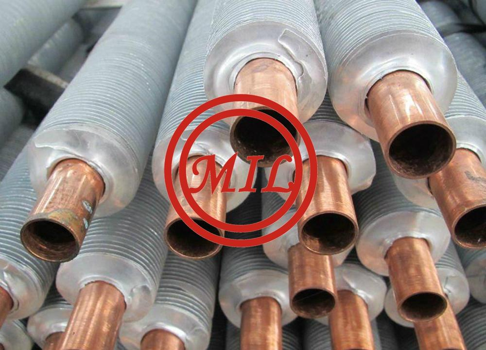 copper-aluminum_composite_finned_tube