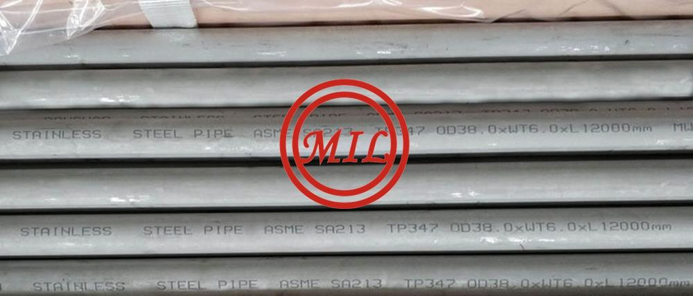 ASME SA213 TP347-Stainless-Steel-Pipe
