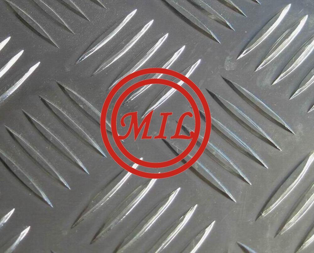 5052 Aluminum Checkered Plate