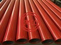 AS 1163,AS 1074,AS 2419 Grooved Pipe,Shouldered End Pipe,Fire Sprinkler Tube