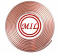ASTM B68,ASTM B280,ASTM B743,EN 1057,EN 12735-1/2 Copper Tube in Pancake Coils