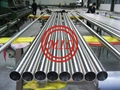 ASTM A358,ASTM A511,ASTM A778,EN 10296-2 MECHANICAL/ELECTROPOLISHED SS TUBE