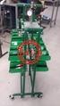 Cart in Green Powder Coatings