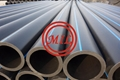 ISO 4427 water supply DN160 SDR11 Polyethylene pipe HDPE pipe and fittings