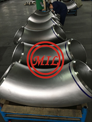 ASTM A815/MSS SP-43 Stainless/DUPLEX STEEL/NICKEL ALLOY Steel Fittings
