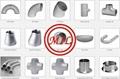 不鏽鋼管件-ASTM A815,MSS SP-43 6
