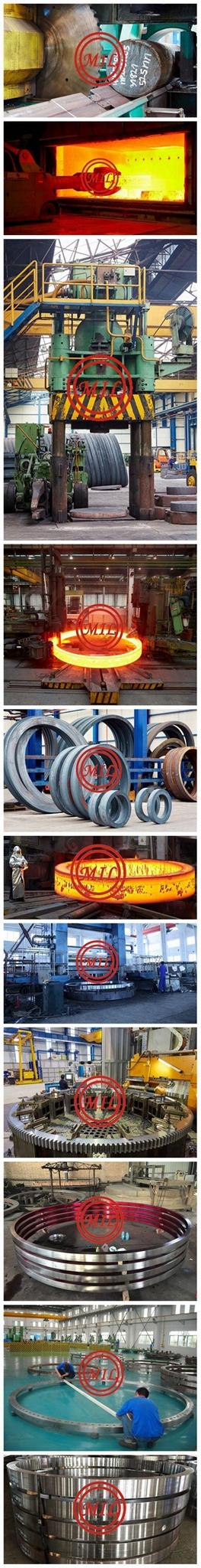 大口徑鋼製法蘭 10