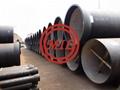 ISO 2531,EN 545,EN 598,BS 4772,AS 2280 Ductile Iron Pipe