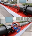 ISO 2531,EN 545,EN 598 Self-restrained Joint/mechanical joint Ductile Iron Pipe