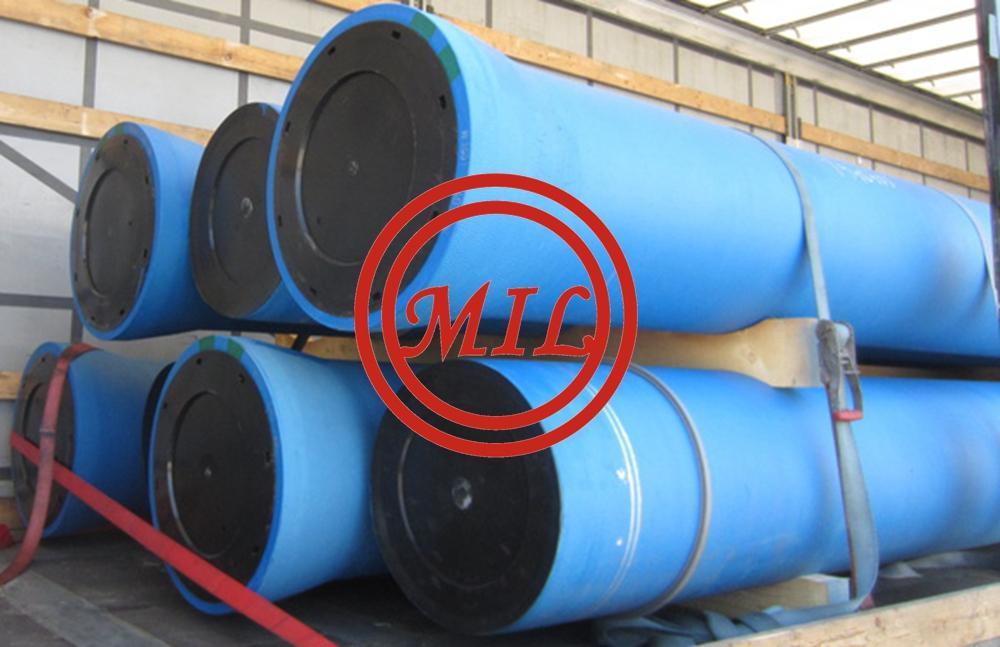 ISO 2531/EN 545 C25, C30, C40  Ductile Iron Pipe