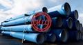 ISO 2531,EN  545,EN 598 Ductile Iron Pipe With Polyurethane_coating