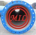 EN545,EN598,ISO 2531,AS 2280,BS 4772 Flanged Ductile Iron Pipes