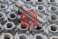 ASTM A193,ASTM A194,ASTM A307,DIN 536,ISO 896-1,EN 14399-3 Fasteners
