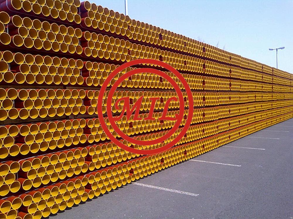 ASTM A888,BS 437,BS EN 877,CSA B70,ISO 6594,KSD 4307 Grey Cast Iron Pipe