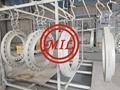 AWWA C213 FBE Fusion Bonded Epoxy Coated Flanges,SO,RF,ASTM A-105 AWWA C-